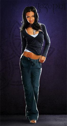 Готовые Аватары для персонажей Avatar_woman_casual_07_n