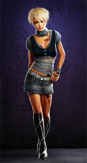 Готовые Аватары для персонажей Avatar_woman_casual_09_n