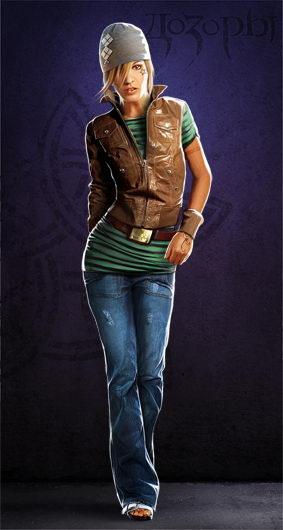 Готовые Аватары для персонажей Avatar_woman_casual_10_n